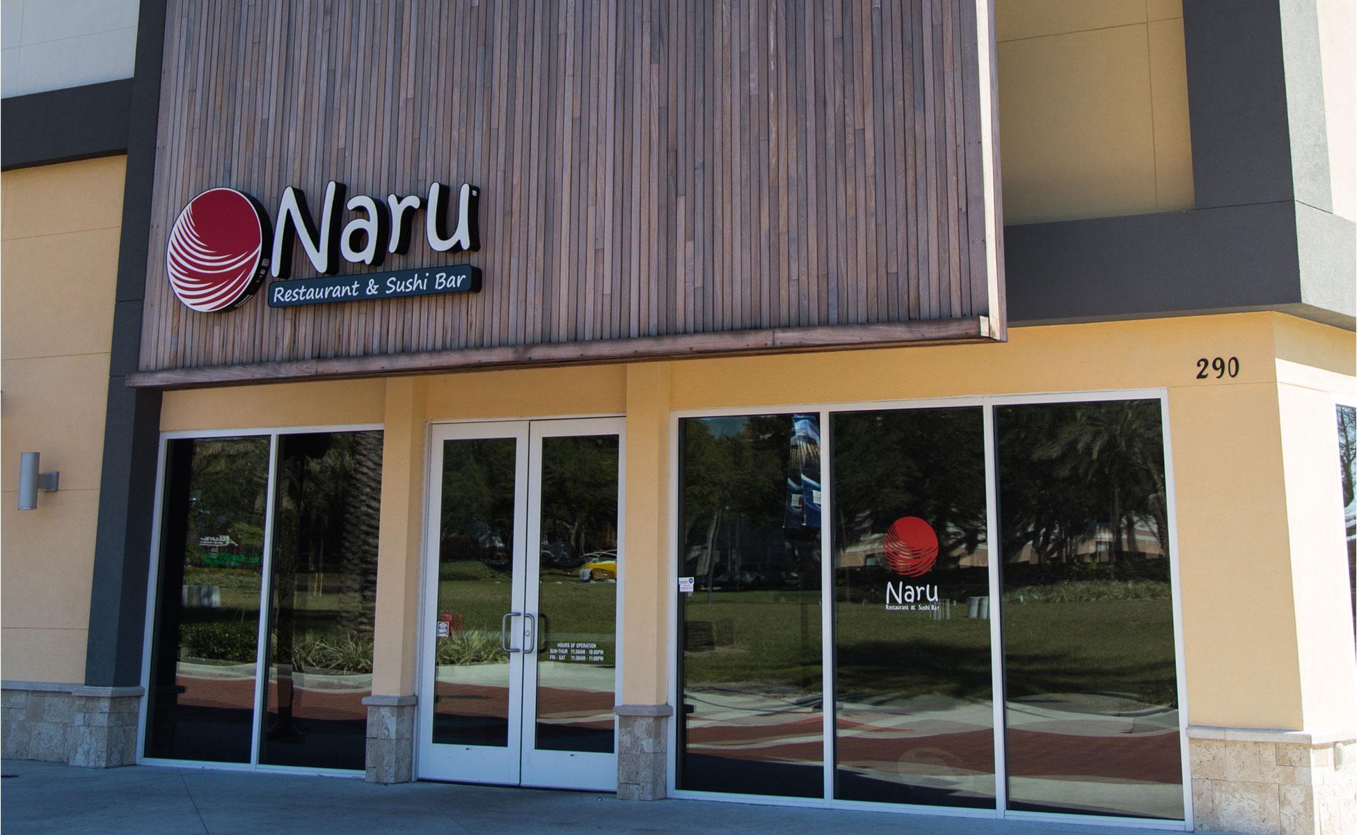 Naru Brazilian Sushi